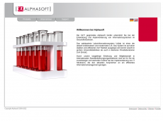 Screenshot der Domain alphasoft.biz