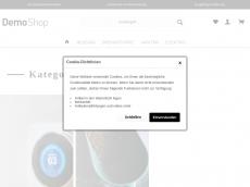Screenshot von alphathermotec.de