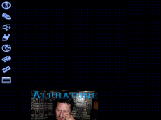 Screenshot der Domain alphatune.de