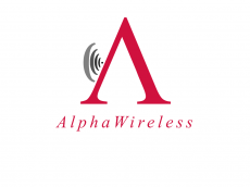 Screenshot der Domain alphawireless.de