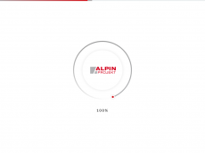 Screenshot der Domain alpin-projekt.de