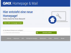 Screenshot der Domain alpinebambus.de