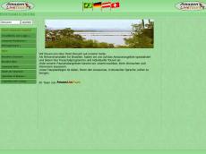 Screenshot von amazonas-live.de