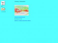 Screenshot der Domain ambulanzhelicopter.de
