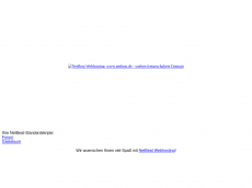 Screenshot der Domain arnoglindemann.de