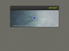 Screenshot der Domain axyon.de