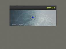 Screenshot von axyon.de
