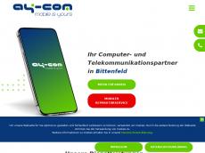 Screenshot von ay-com.de