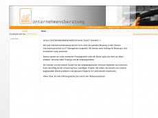 Screenshot der Domain ayali.de