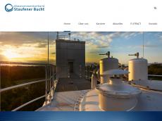 Screenshot von azv-staufener-bucht.de