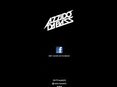 Screenshot der Domain azzidodabass.de