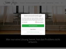 Screenshot von baerbeljung.de