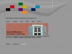 Screenshot der Domain baerbelroeder.de