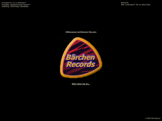 Screenshot der Domain baerchenrecords.de