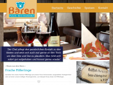 Screenshot der Domain baeren-bernbach.de