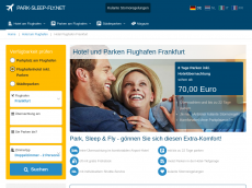 Screenshot der Domain baeren-hotel.de