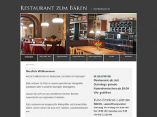Screenshot der Domain baeren-norsingen.de