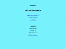 Screenshot von baerlehner.de