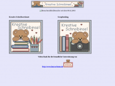 Screenshot der Domain baerlinchenberlin.de