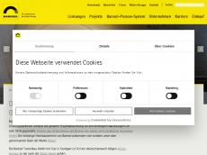Screenshot von baresel-planenbauen.de