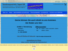 Screenshot der Domain barfer-shop.com