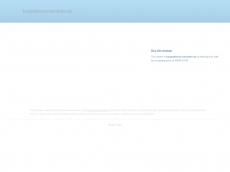 Screenshot der Domain bargeldloses-bezahlen.de