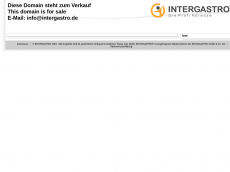 Screenshot der Domain barglaeser.de