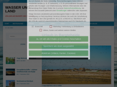 Screenshot der Domain bargteheideonline.de