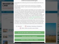 Screenshot von bargteheideonline.de