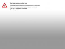 Screenshot der Domain bariatriccooperation.de