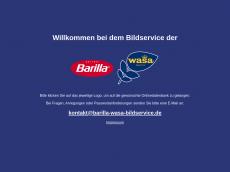 Screenshot der Domain barilla-wasa-bildservice.de