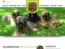 Screenshot von briard-hun.de