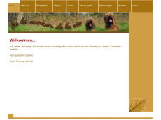 Screenshot der Domain briard-welpen.info