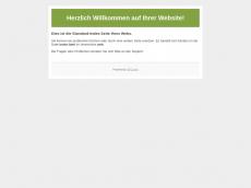 Screenshot der Domain brickshelf.de