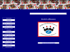 Screenshot der Domain bridge-club-bremen-nord.de
