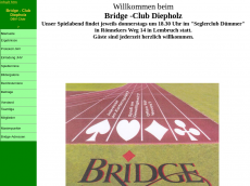 Screenshot der Domain bridge-diepholz.de
