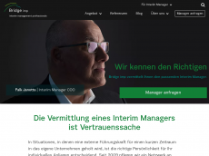 Screenshot der Domain bridge-imp.de