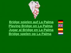 Screenshot der Domain bridge-la-palma.de