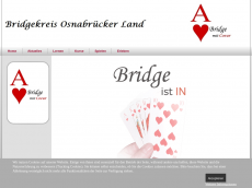 Screenshot der Domain bridge-osna-land.de
