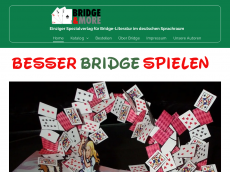 Screenshot der Domain bridge-verlag.de
