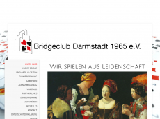 Screenshot der Domain bridgeclub-darmstadt-1965.de