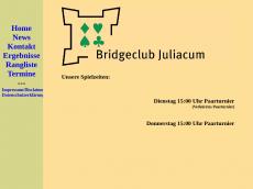Screenshot von bridgeclub-juelich.de