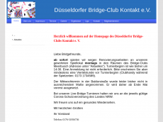 Screenshot von bridgeclub-kontakt.de
