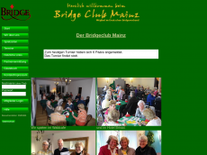Screenshot der Domain bridgeclub-mainz.de