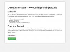 Screenshot von bridgeclub-porz.de