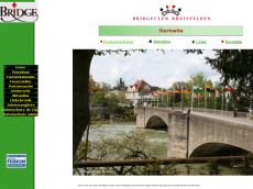 Screenshot der Domain bridgeclub-rheinfelden.de