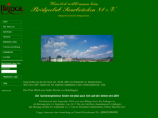 Screenshot der Domain bridgeclub-sbr84.de