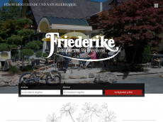 Screenshot der Domain bridgehotel.de