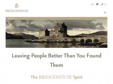 Screenshot von bridgehouse.de