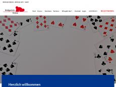 Screenshot von bridgekurs.de